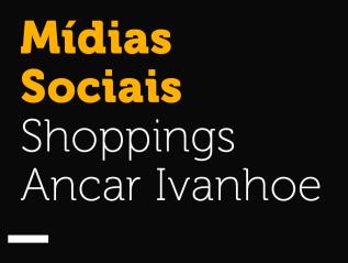 Mídias Sociais –Shoppings