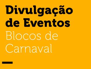 Eventos – Blocos deCarnaval